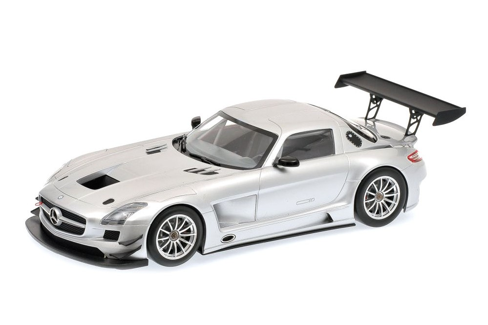 mercedes-benz-sls-amg-gt3-plain-body-2011-minichamps-escala-1-18-151113100-151113100-8931
