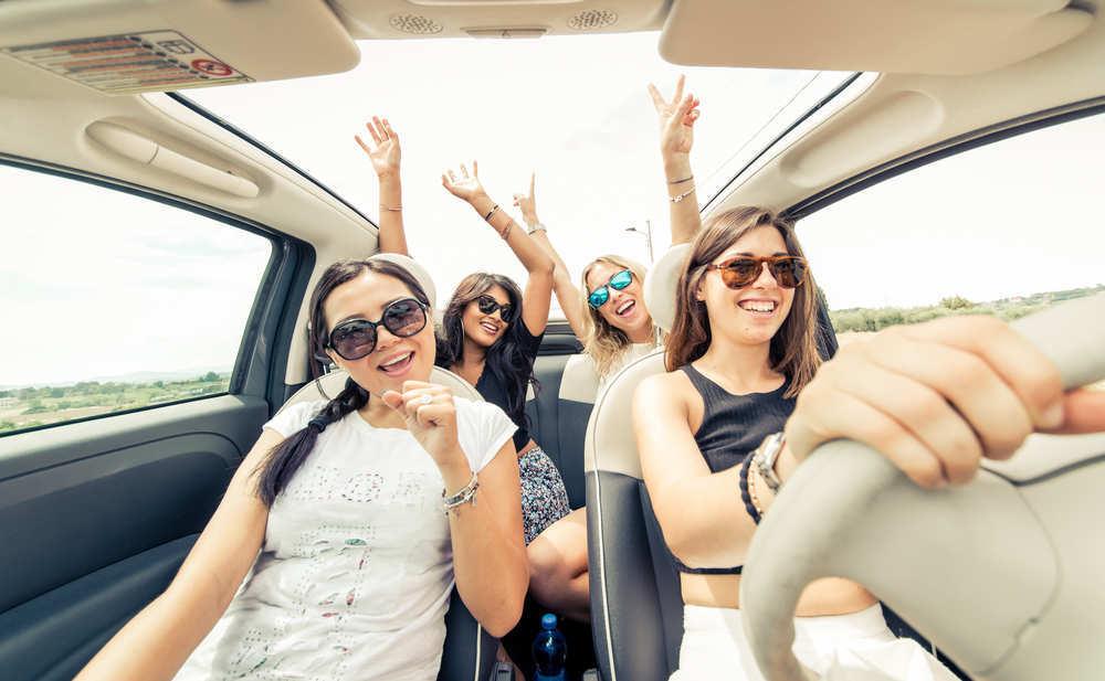 El coche, el mejor sitio para escuchar música