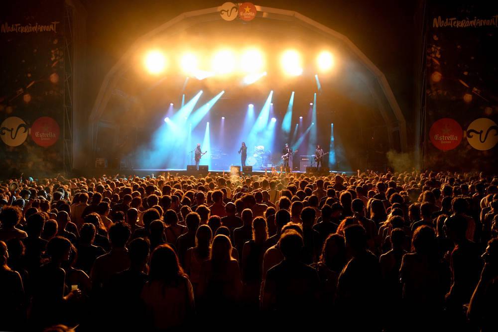 Por qué los artistas sólo dan conciertos en Barcelona