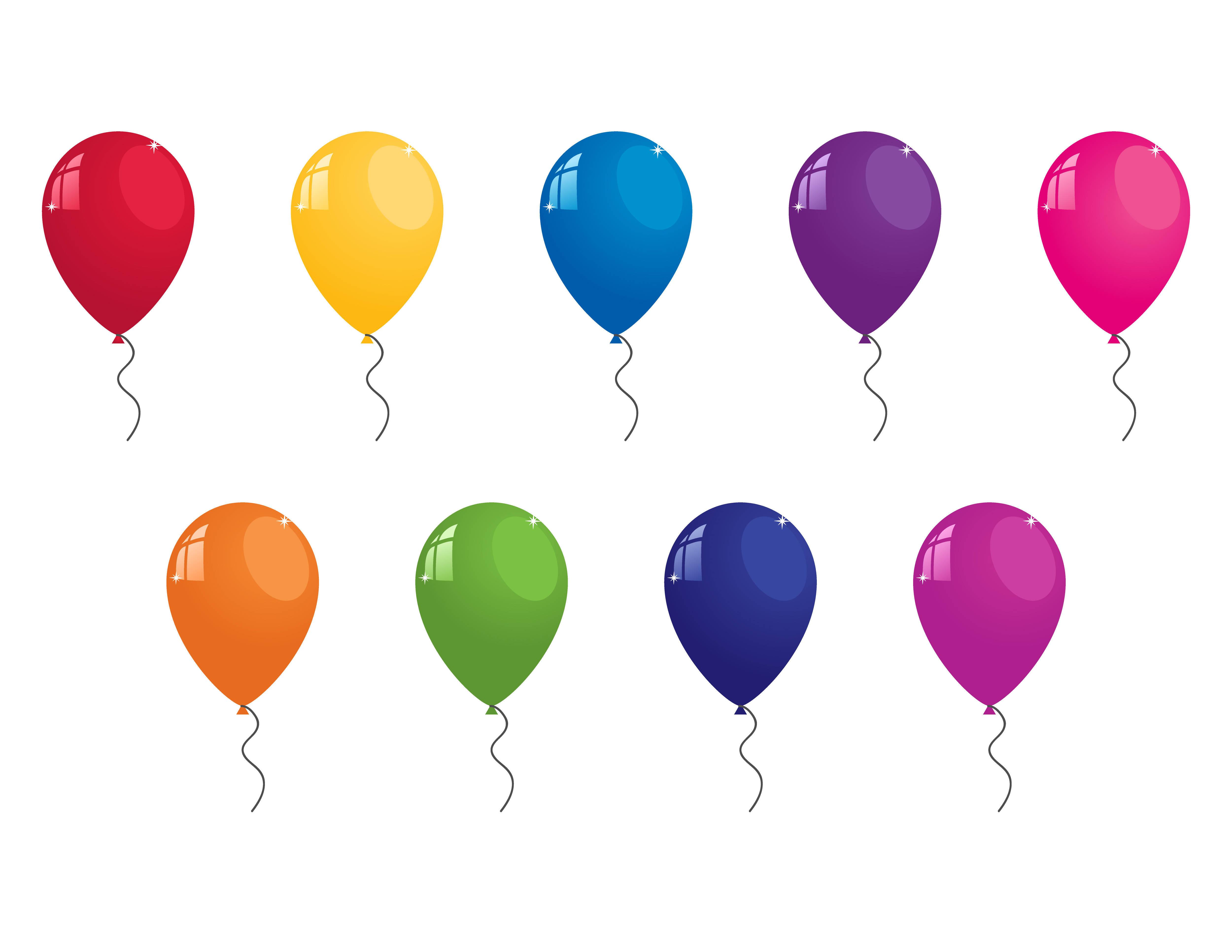 Tipos de globos para decorar conciertos